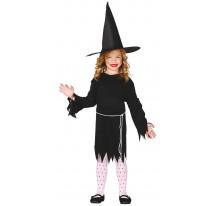 Kostým čarodejnice - dětský