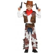 Kostým kovboje - detský