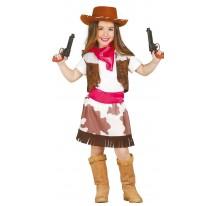 Kostým detské pistolnice