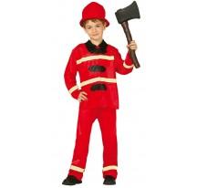 Kostým hasiče - detský